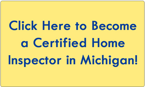 Home Inspection Course Michigan